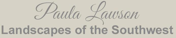 Paula Lawson – Pastel Landscape Artist Logo