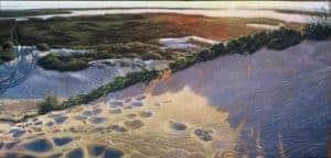 Laguna Madre Sunset