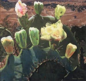 Big Bend Prickly Pear Blooms