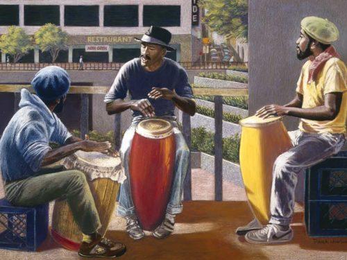 San Francisco Drummers
