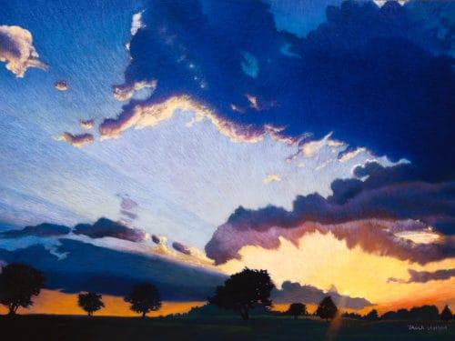 North Texas Sunset