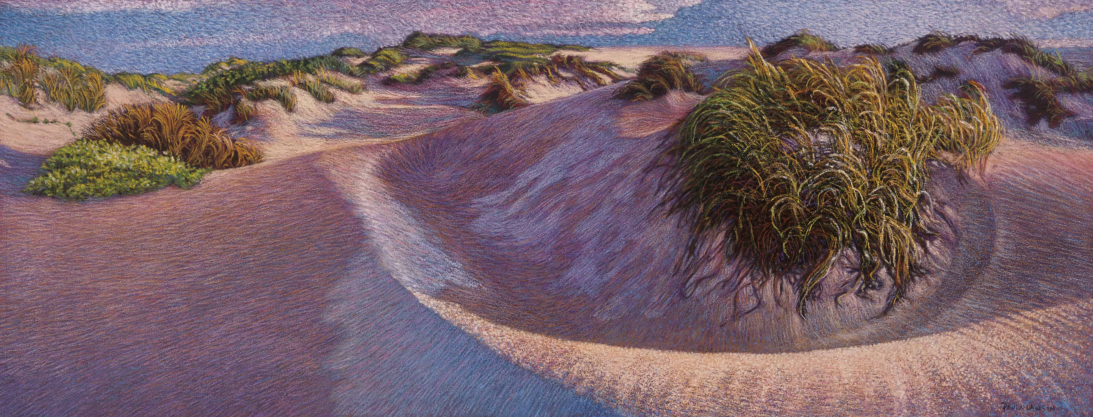 First Light on the Dunes